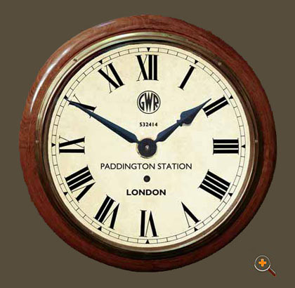 Paddington Sdtation Clock